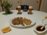 大雪の日の夕ご飯は到来物とスペインワイン - のび丸亭の「奥様ごはんですよ」日本ワインと日々の料理