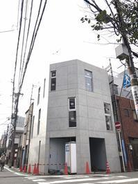 大阪の狭小住宅 - 矢作昌生の建築ブログ