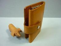 キーケース・多機能・・がっちり型・持ち主によく似合う - 革小物 paddy の作品