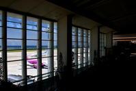 夏の日差し - 南の島の飛行機日記