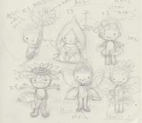 ねんど人形たちをデザインする - 図工舎 zukosya blog