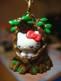 Kitty Sitting in a Hollow of a Yakusugi Ceder - Stuffs_we_care