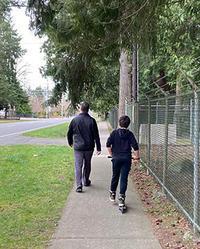 引き籠り生活ながらも、、、雨じゃなきゃ毎日散歩で気分転換 - くもりのち雨、ときど~き晴れ Seattle Life 3