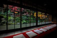 紅葉が彩る奈良2019西南院の秋 - 花景色-K.W.C. PhotoBlog