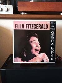 ELLA FITZGERALD At The Opera House ( mono ) - Kansafu on My Mind