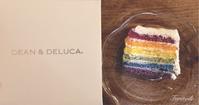 DEAN&DELUCAのレインボーケーキ - Foretoile~フォレトワール~ アトリエと日々のこと