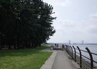 満潮の藤前干潟(^_^;) - うまこの天袋