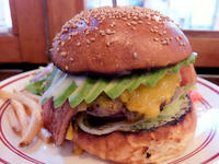 MEIHOKU Burger(伏見) #3 - avo-burgers ー アボバーガーズ ー