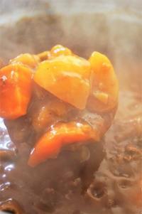 ■晩ご飯【お野菜ゴロゴロビーフシチュー】 - 「料理と趣味の部屋」
