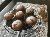 初めてのパン作りはココチョコ丸パン - カフェ気分なパン教室  *・゜゚・*ローズのマリ