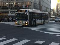 京王バス東(新宿駅西口←→渋谷駅) - バスマニア