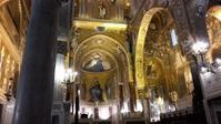 パレルモ観光のマスト!パラティーナ礼拝堂 - シチリア島の旅ノート