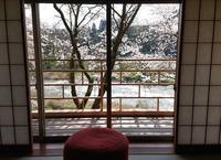 客室での贅沢な時間 - 金沢犀川温泉 川端の湯宿「滝亭」BLOG