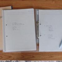 ノート整理術 - お片付け☆totoのえる  - 茨城・つくば 整理収納アドバイザー