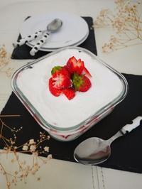 スコップショートケーキ♪ - This is delicious !!