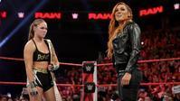 WWEがベッキー対ラウジーの女子王座戦を計画か - WWE Live Headlines