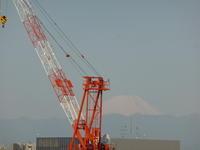 今朝の富士山 - 新 LANILANIな日々