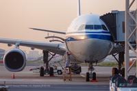 写りこみ - K's Airplane Photo Life