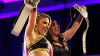 アレクサ・ブリスがベッキー・リンチの妊娠をいつ知ったかについて言及 - WWE Live Headlines