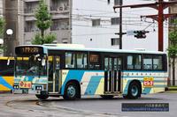 (2019.7) 鹿児島市交通局・鹿児島22き751 - バスを求めて…