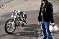 石田 達也 & YAMAHA XS650SP(2019.11.23/NAGOYA) - 君はバイクに乗るだろう