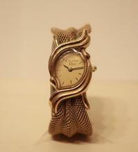 Dior Gold Bracelet Watch - carboots