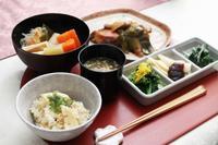 ねぎたっぷり「ぶりの照り焼き」 - 登志子のキッチン