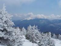 春の新雪と霧氷の 四阿山2020.4.5(日) - 心のまま、足の向くまま・・・