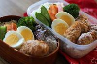 お弁当始まり - sakamichi