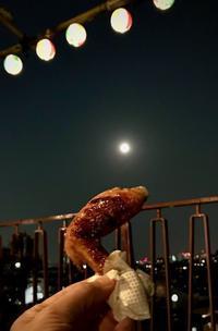 満月の夜に - 東京ベランダ通信
