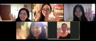 オンラインレッスン2回目!少し進歩#035 - Chez Yasmeen Tokyo スタッフブログ