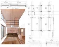 枠詳細図作成中 - atelier kukka architects