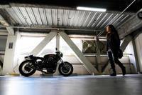 菅村 弘彦 & MotoGuzzi 1000S(2019.11.16/TOKYO) - 君はバイクに乗るだろう