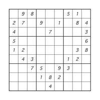 ハート形ナンプレ(初級) - 憂き世忘れ
