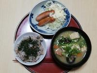 今日のお昼ご飯 - Handmade でささやかな幸せのある暮らし