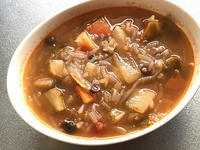 ダイエットスープ - ヨガと官足法で素敵生活