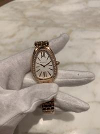 BVLGARI セルペンティセドゥットーリ - 熊本 時計の大橋 オフィシャルブログ