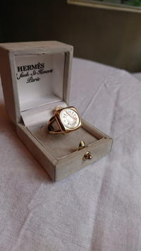 Hermes rings - carboots