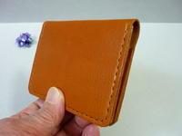 3枚まで用・・・ 定期入れ・カードケース - 革小物 paddy の作品