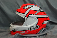 "SHOEI X-Fourteen "" Mie Gun "" - YUHIRO&M DESIGNS2"