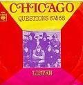 Questions 67 and 68__Chicago - アナログレコード_デジタル化講釈日記
