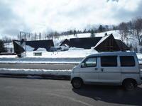 2020.03.16 道の駅大滝、きのこ王国 - ジムニーとハイゼット(ピカソ、カプチーノ、A4とスカルペル)で旅に出よう