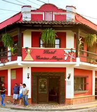 コパン・ルイナスの可愛いホテル@ホンジュラス - FK's Blog