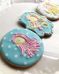 アマビエクッキー - 東京都調布市菊野台の手作りお菓子工房 アトリエタルトタタン