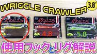 リグルクローラー3.8インチ - 相羽純一の改過自新