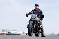 石田 隆乃介 & BMW RnineT Scrambler(2019.11.02/FUNABASHI) - 君はバイクに乗るだろう
