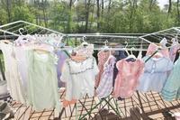 洗濯日和ですね☆ - ドイツより、素敵なものに囲まれて②