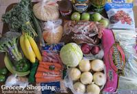 週1あらため2週間に1度の食材まとめ買いと献立(2-10)- 20 Days - Kyoko's Backyard ~アメリカで田舎暮らし~
