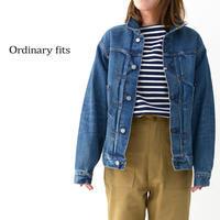 ordinary fits [オーディナリーフィッツ] DENIM JACKET 1ST [OF-J013] デニムジャケット・長袖・LADY'S - refalt blog