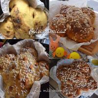 Buona Pasqua 2020! - ボローニャとシチリアのあいだで2